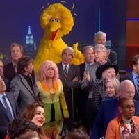 So Who Were the Celebrities Singing on COLBERT's All-Star Finale? Check Out the Full List!
