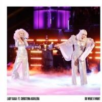 Lady Gaga and Christina Aguilera to Release 'Do What U Want' Remix Tomorrow