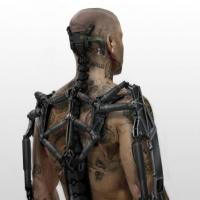 Photo Flash: First Look - Concept Art for Matt Damon's ELYSIUM