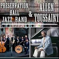 Wells Fargo Center Welcomes The Oh Yeah! Tour with Preservation Hall Jazz Band and Allen Toussaint Tonight
