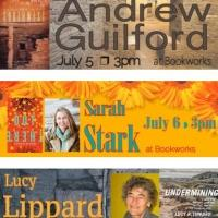 This Week at Bookworks Includes Andrew Guilford, Sarah Stark and More