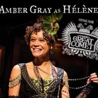 BWW Exclusive: NATASHA, PIERRE AND THE GREAT COMET OF 1812 Family Tree - Helene