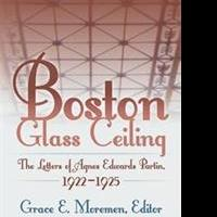 Grace E. Moremen Releases BOSTON GLASS CEILING