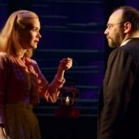 Photo Flash: First Look at Danny Burstein and Sarah Paulson in TALLEY'S FOLLY!