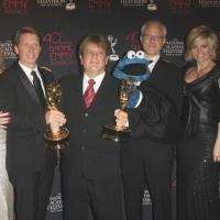 Photo Flash: CBS, PBS, HUB Network, Nickelodeon Win Big at 2013 Creative Arts Emmy Awards