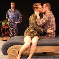 BWW Reviews: Shopov and Reeves Do the Heavy Lifting in Zeitgeist Stage Company's BENT