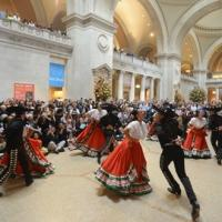The Met Museum Presents ¡FIESTA! CELEBRATE LATIN AMERICA/ CELEBREN AMERICA LATINA Today