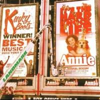 Up on the Marquee: ANNIE's New Times Square Billboard!