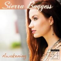 EXCLUSIVE! Cover & Track-Listing For Sierra Boggess's AWAKENING: LIVE AT 54 BELOW