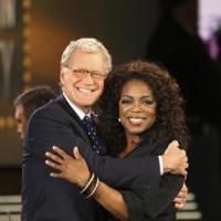 Oprah Winfrey Makes Return Visit to DAVID LETTERMAN Tonight
