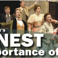 The Toronto Operetta Theatre's 30th Season Closes with EARNEST, THE IMPORTANCE OF BEING, 4/29-5/3
