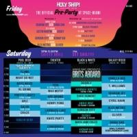 Holy Ship! to Welcome Knife Party, Pretty Lights & More for 2015 Voyage