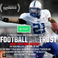 2015 Sundance Film Festival Documentary IN FOOTBALL WE TRUST Launches Kickstarter Campaign