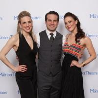 Photo Flash: ANYTHING GOES Celebrates Opening Night at The Marriott