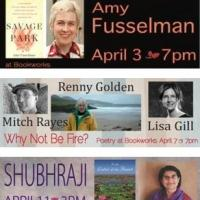 This Week at Bookworks Features Amy Fusselman, Logan Phillips, and More