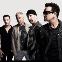 THE TONIGHT SHOW to Welcome U2 for Week's Worth of Performances