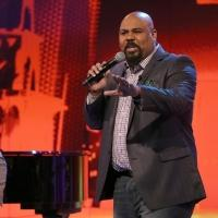 Photo Flash: ALADDIN's Adam Jacobs and James Iglehart Perform on Today's 'The View'!