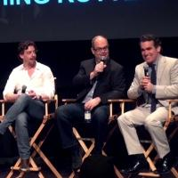 BWW TV Exclusive: Backstage with Richard Ridge- SAG Foundation Conversations Series with the Tony-Nominated Cast of SOMETHING ROTTEN!