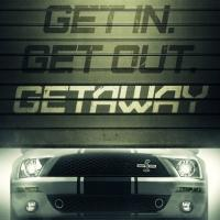 Photo Flash: GETAWAY Poster, Trailer Revealed