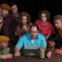 Photo Flash: First Look at New Line Theatre's BUKOWSICAL