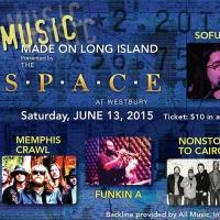 MUSIC MADE ON LONG ISLAND SERIES Set for The Space at Westbury, Beginning 6/13