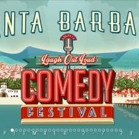 Santa Barbara LOL Comedy Festival Announces 3 Additional Headliners to Be Filmed in One-Hour Stand-Up Specials