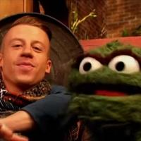 VIDEO: Macklemore & Oscar the Grouch Spoof 'Thirft Shop' on SESAME STREET