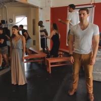 STAGE TUBE: NYMF's DEPLOYED the musical Gives Rehearsal Sneak Peek