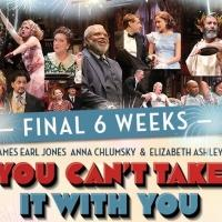 Final 6 Weeks to see 'the Best Broadway Comedy of the Year!'