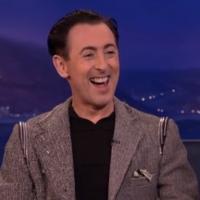 VIDEO: Sneak Peek - CABARET's Alan Cumming Talks Shia LaBeouf Outburst on CONAN