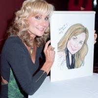 Photo Coverage: MAMMA MIA!'s Judy McLane Receives Sardi's Portrait