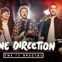 ONE DIRECTION: THE TV SPECIAL Scores 4-Week High for NBC