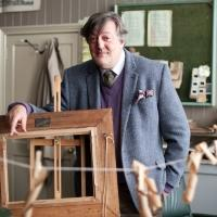 Stephen Fry to Star in Ovations DOORS OPEN, Premiering 4/13