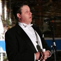 Photo Flash: Anthony Kearns Performs at 4th Annual Wells of Life Gala and Auction