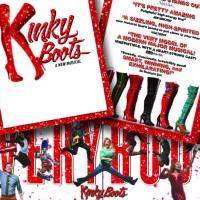 Cool KINKY BOOTS Keychains, Tote Bags & More Now For Sale