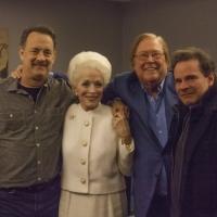 Photo Flash: BOSOM BUDDIES Holland Taylor, Tom Hanks & More Reunite at ANN!