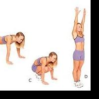 Fitness Tip of the Day: Burpees Are Best