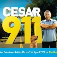 Cesar Millan Set for New Nat Geo Wild Series CESAR 911, Premiering Tonight