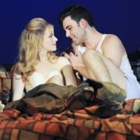 Photo Flash: First Look at Zak Resnick, Teal Wicks & More in PIECE OF MY HEART!