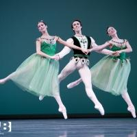 Pacific Northwest Ballet Presents George Balanchine's JEWELS Tonight