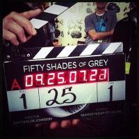 Filming Begins on FIFTY SHADES OF GREY