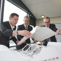 Photo Flash: Mehr! Entertainment Unveils Model of New Venue in Hamburg
