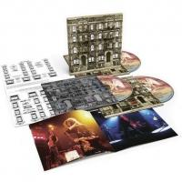 Led Zeppelin 'Physical Graffiti' Deluxe Edition to Be Released This February