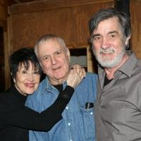Photo Coverage: In the Recording Studio with Chita Rivera, Roger Rees, John Kander and the Cast of THE VISIT