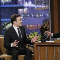 Jimmy Fallon, Betty White Visit JAY LENO's Final Week