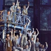 BWW Reviews: NEWSIES Brings High Energy to Belk Theater