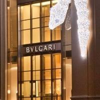 Bulgari Begins Holiday Serpenti Installation