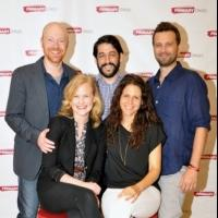 Photo Coverage: The Cast of POOR BEHAVIOR Meets The Press!