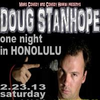 Doug Stanhope to Bring Brutally Honest Comedy to Honolulu's Aloha Beer Company, 2/23
