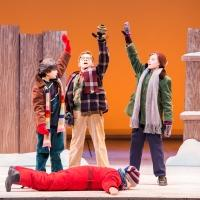 BWW Reviews: The Ordway's Local Production of the New Musical A CHRISTMAS STORY is a Charming, Funny, Nostalgic Look at Holiday Memories